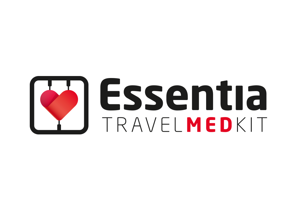 Essentia travel kit logo